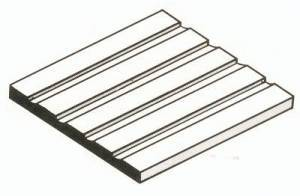 Novelty Siding - Groove spacing 3,8 mm art.4150