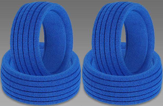 Proline 6115-02 inserti V2 Closed Cell Foam 4 pz.