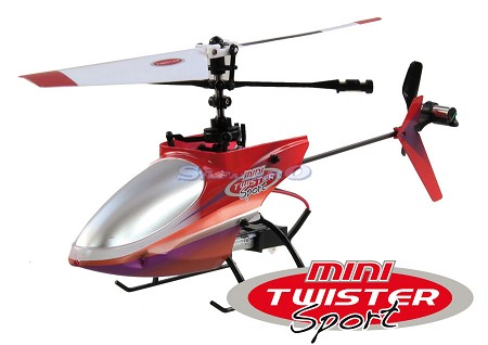 JP6600013 - MINI TWISTER SPORT 2.4GHz 4Ch Mode2
