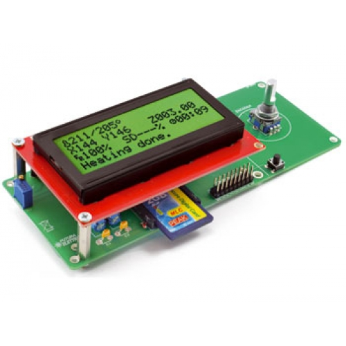 LCD Controller 3D per scheda 3DCONTR-DRIVER - IN KIT
