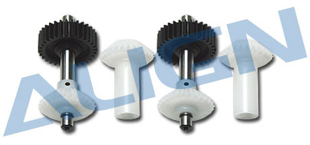 H50096A Torque Tube Front Drive Gear Set Use for T-REX 500