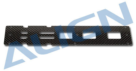 H50160 500PRO Carbon Bottom Plate/1.6mm Use for T-REX 500E PRO /