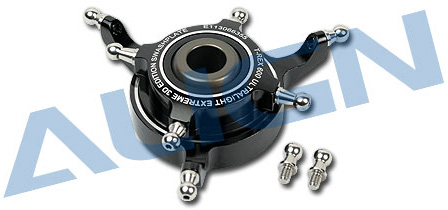 H60208 600PRO CCPM Metal Swashplate Use for T-REX 600E PRO/600EF