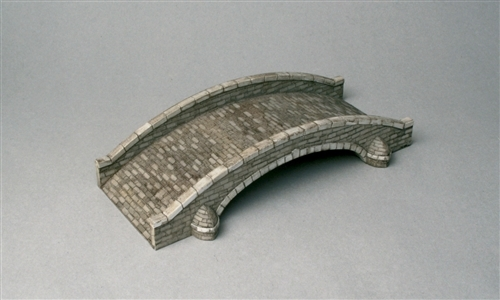 Italeri 6128 - scala 1 : 72 STONE BRIDGE