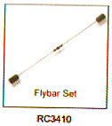 RC3410	SET FLYBAR EASY COPTER V2
