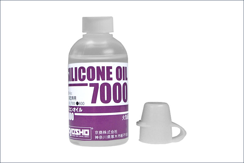 SIL7000 Olio al silicone 7.000 Compound