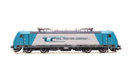 ACME 60072 483 004  Locomotiva Traxx Livrea Rtc Rail Traction