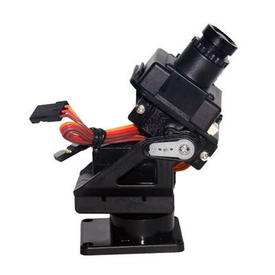 PT Pan/Tilt Camera Platform Anti-Vibration Camera Mount for Airc