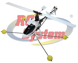 RC3676 - Training Kit Pro Copter e 500