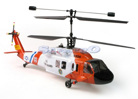 JP6600170 - TWISTER 2.4G COASTGUARD RTF Mode2